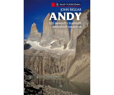 Andy. 320 łatwych i trudnych andyjskich szczytów