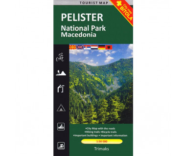 Pelister National Park Macedonia