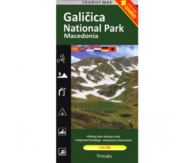 Galicica National Park Macedonia