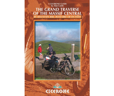 The Grand Traverse of The Massif Central by bike or on foot