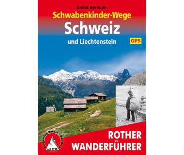 Schwabenkinder-Wege Schweiz – Liechtenstein
