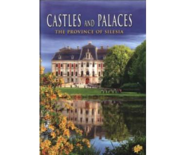 Zamki i pałace. Województwo śląskie (wersja angielska)