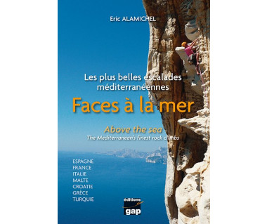 Faces a la mer. Above the sea