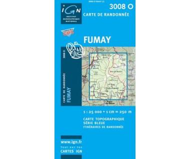 Fumay - Mapa