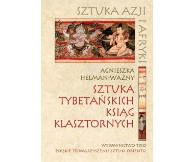 Sztuka tybetańskich ksiąg klasztornych. Sztuka Azji i Afryki