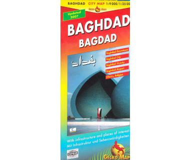 Bagdad City Map