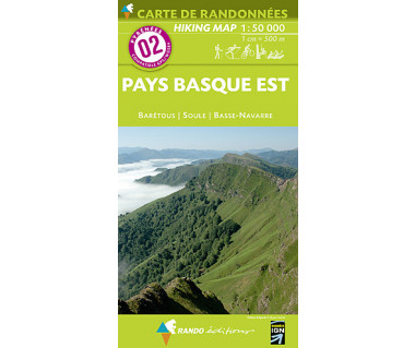 Pyrenees (2) Pays Basque Est