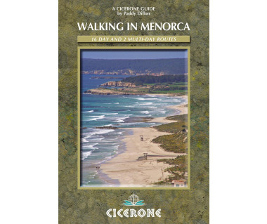 Walking in Menorca