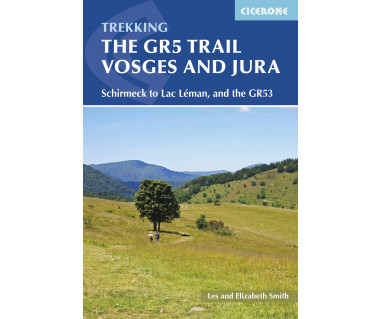 Trekking The GR5 Trail Vosges And Jura