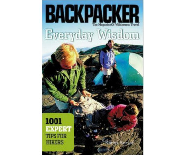 Backpacker's Everyday Wisdom