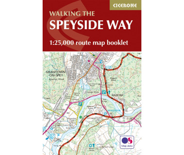 The Speyside Way Map Booklet
