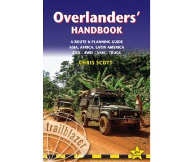 Overlanders' Handbook. Car-4WD-Van-Truck
