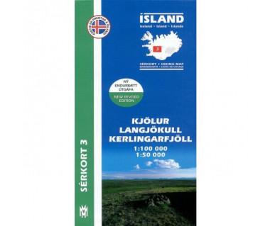 Island 03 Kjolur - Langjokull - Kerlingarfjoll