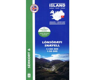 Island 06 Lonsoraefi - Snaefell