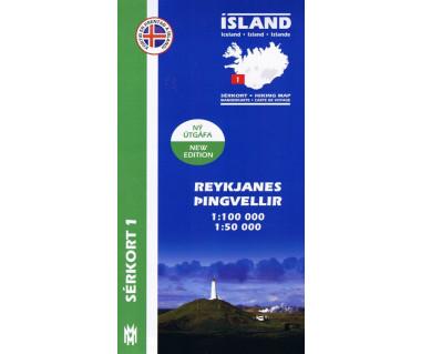 Island 01 Reykjanes - Pingvellir