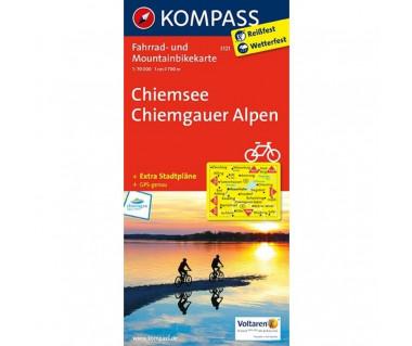 K 3121 Chiemsee, Chiemgauer Alpen