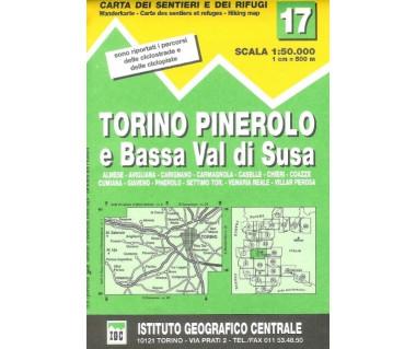 IGC50 17 Torino Pinerolo e Bassa Val di Susa