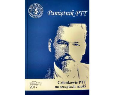 Pamiętnik PTT cz.XXV Członkowie PTT na szczytach nauki