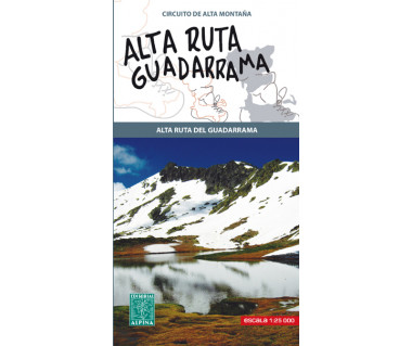 Alta Ruta Guadarrama map & guide