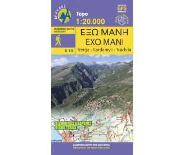 Exo Mani - Mapa