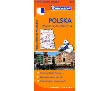M 555 Polska Północno-Wschodnia