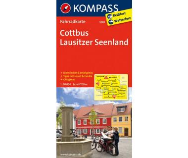 K 3083 Cottbus, Lausitzer Seenland