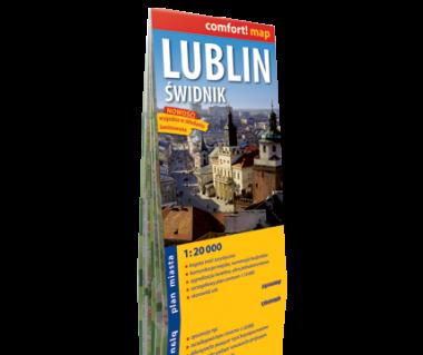 Lublin, Świdnik plan laminowany