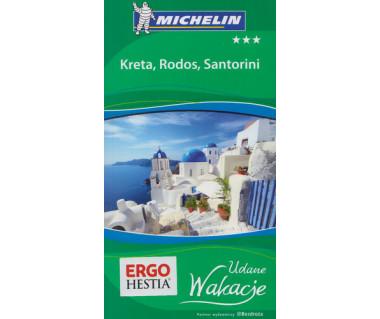 Kreta, Rodos, Santorini (Michelin)
