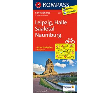 K 3075 Leipzig, Halle, Saaletal, Naumburg