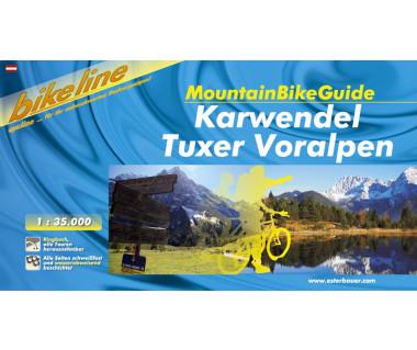 Silberregion Karwendel. Tuxer Voralpen