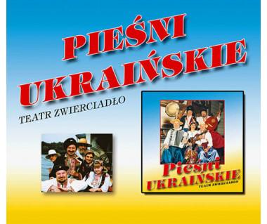 Pieśni ukraińskie - Teatr Zwierciadło (CD)