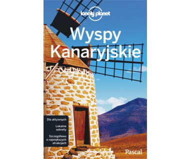 Wyspy Kanaryjskie [Lonely Planet]
