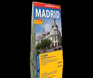 Madrid plan laminowany