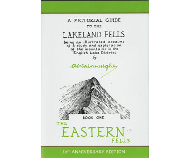 Eastern Fells - a pictorial guide - Book One