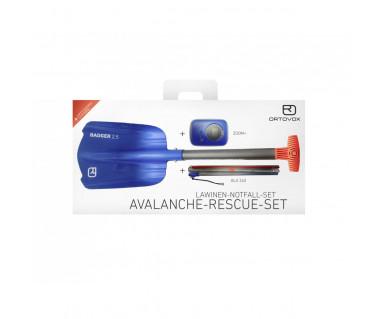 Zestaw lawinowy Avalanche Rescue Kit Zoom+ k:blue