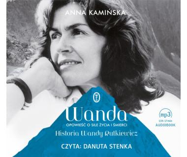 Wanda. Opowieść o sile życia i śmierci (audiobook)