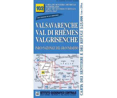 IGC 102 Valsaverenche, PN Gran Paradiso