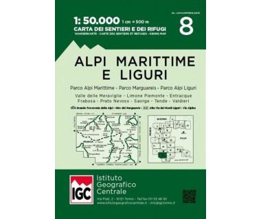 IGC50 08 Alpi Marittime e Liguri