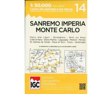 IGC50 14 Sanremo, Imperia, Monte Carlo