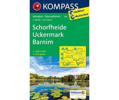 K 744 Schorfheide, Uckermark, Barnim