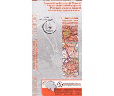Brussels Hoofdstedelijk Gewest/Provincie Vlaams-Brabant