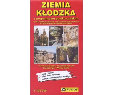 Ziemia Kłodzka z pograniczem polsko-czeskim