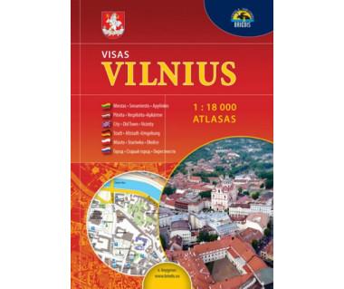 Vilnius atlas