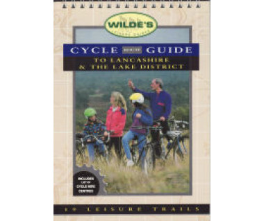 Cycle Route Guide to Lancashire and the Lake District