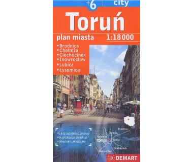 Toruń (plus4) Brodnica, Chełmża, Ciechocinek, Inowrocław