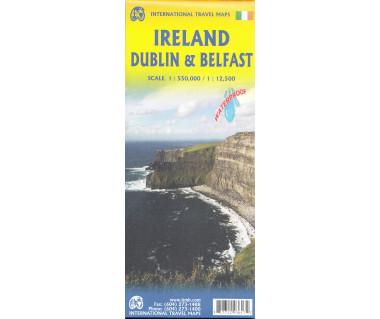 Dublin - Belfast / Ireland