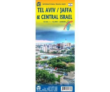 Tel Aviv / Jaffa - Central Israel
