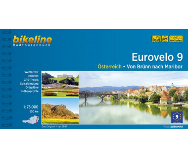 Eurovelo 9 - Von Brünn nach Maribor