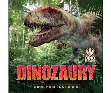 Dinozaury. Gra Pamięciowa