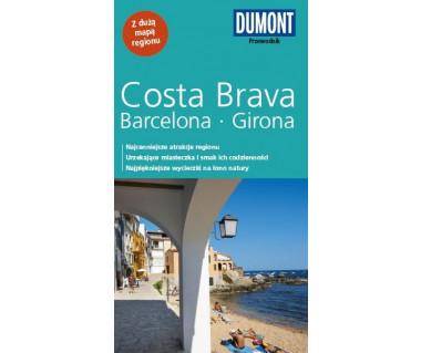 Costa Brava, Barcelona, Girona (z dużą mapa regionu)